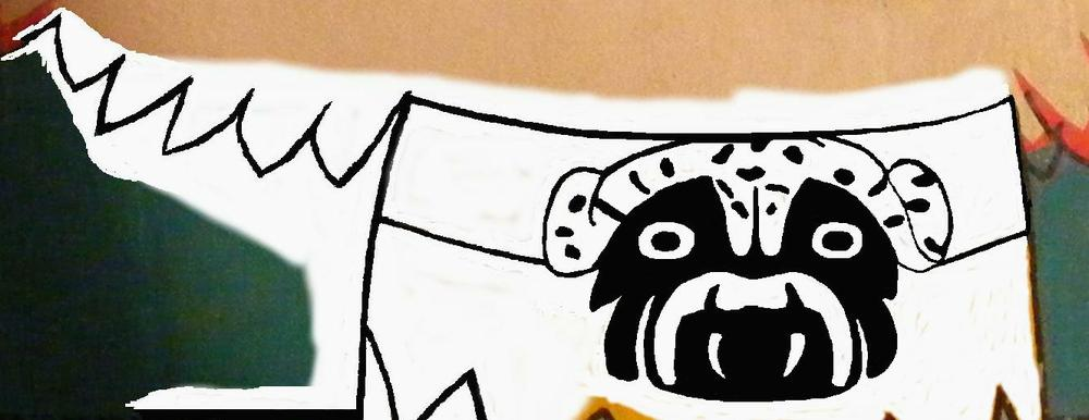 Detail Dog Work In Process