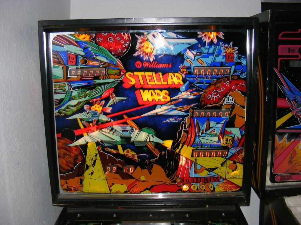 1979 Williams Stellar Wars
